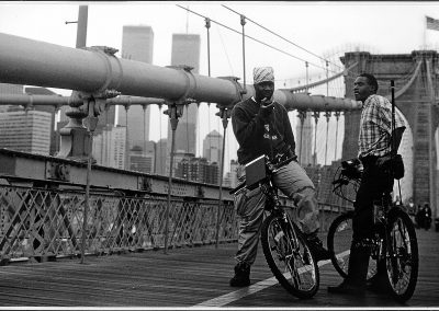 Brooklyn Bridge, New York 2000