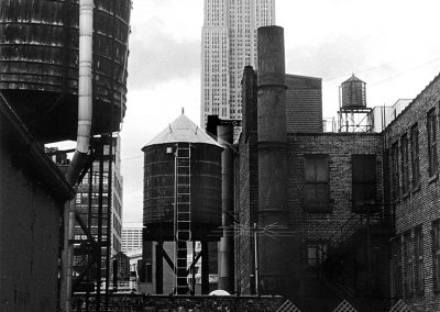 Empire State Building, New York 1998