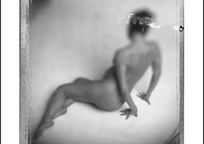 Untiteled 1, 4x5' Polaroid, Alken 2008